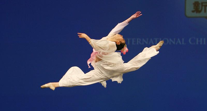 Китайский традиционный танец