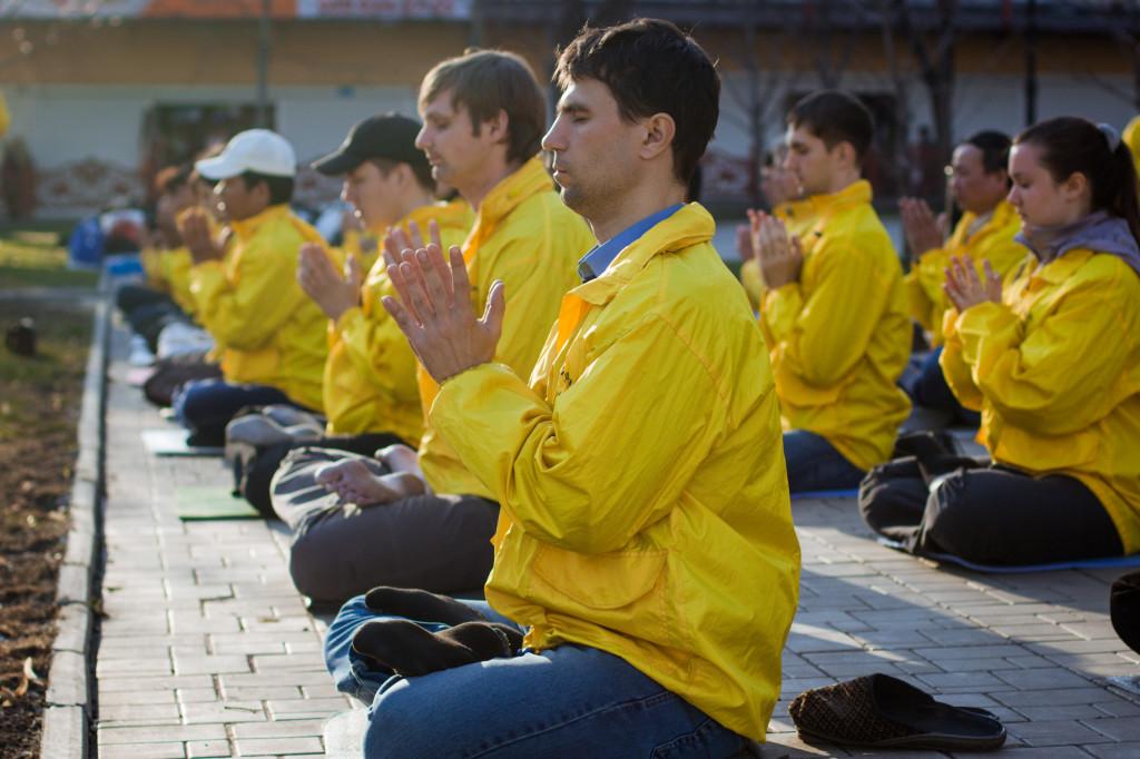 Медитация. Фалуньгун
