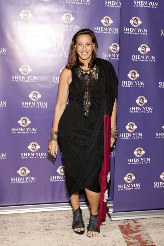Донна Каран, знаменитая модельер